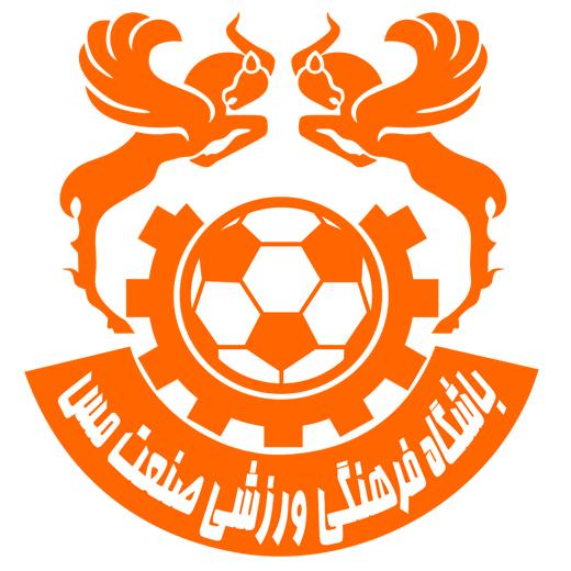 دانلود لوگو باشگاه مس کرمان